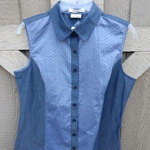 Van Heusen Original sleeveless top